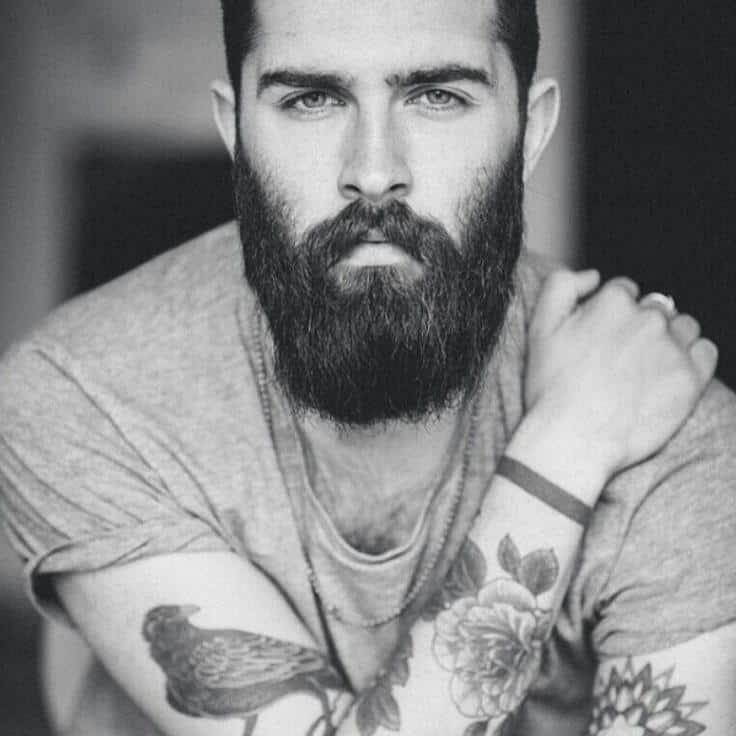 B&W Beard