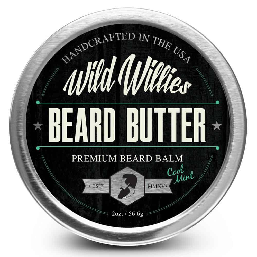 wild willies beard balm